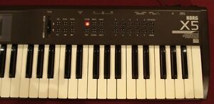 KORG X5 NEW IN BOX; ROLAND D10 & OTHER MUSIC GEAR