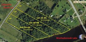 ROUTE 715 (Lot 16-03), COLES ISLAND (WATERFRONT PROPERTY)