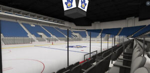 TORONTO MARLIES vs Laval (February) Tickets for Sale-(4 Platinum