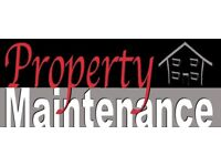 P&M property maintenance services. Call mark now for your free quote on 07765294669.