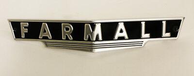 NEW IH FARMALL H, HV, M, MD, MDV, MV FRONT EMBLEM 49404D