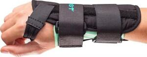 New  Aircast A2 Wrist Support Brace without Thumb Spica: Right Hand, Small Condition: New