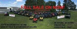 2014 Can-Am DS 450 X® mx London Ontario image 9