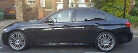 BMW 3 Series M Sport Saloon 4dr Diesel 318D