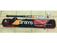 Grays Revo hockey stick and bag