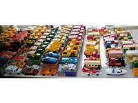 Massive Matchbox Collection