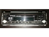 Kenwood KDC 3024 Car CD/ stereo with ditattchable front face