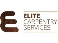 Apprentice or Junior Carpenter Required