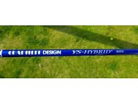 Graphite Design YS Hybrid Stiff Shaft