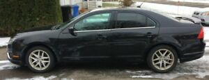 Ford fusion awd 2010