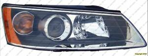 Head Light Passenger Side  Hyundai Sonata 2006-2008