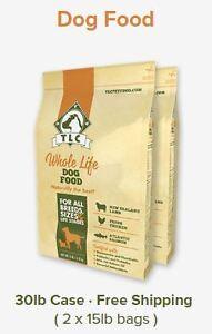 TLC Whole Life Dog Food
