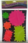 Fluorescent Card