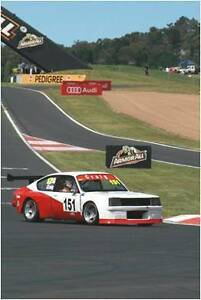 1977 Holden Gemini Coupe, Sports Sedan Race Car, Caldermeade Cardinia Area Preview