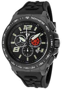 Swiss-Legend-Mens-10040-BB-01-Sprint-Racer-Black-IP-Swiss-Chronograph-Watch