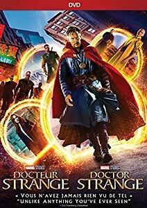 Doctor strange marvel DVD