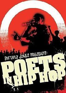 NEW Poets of Hip Hop (DVD)