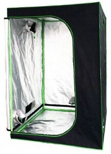 Reflective Indoor Fruit Grow Tent and LED light