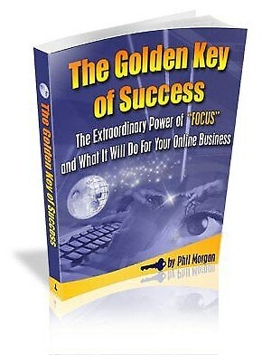 The Golden Key of Success eBook PDF With Resell Rights + 10 Free Valuable Ebooks