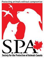 SPA Canada - Agent de sensibilisation FR/EN
