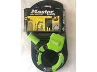 LOST BIKE BRIGHT GREEN MASTERLOCK CUFF