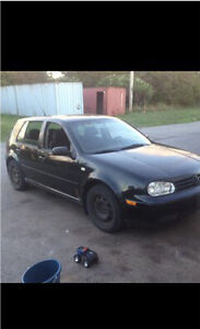 2000 vw golf 2.0litre 5-speed