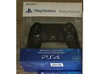 PS4 Controller. Brand new and Sealed.