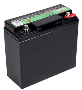 Interstate Sealed Lead Acid AGM Large Deep Cycle Battery DCM0018
