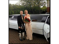 Limousine Hire, Limo Hire, Pink Limo Hire, White Limo Hire, Mercedes S Class, Beauford