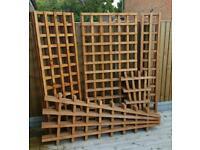 Top Quality Wooden Garden Trellis