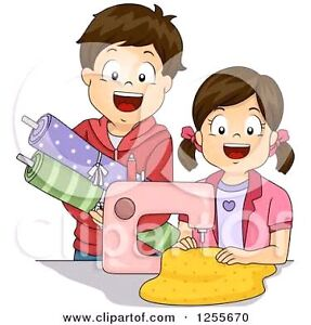 Children's Sewing Lessons Cornubia Logan Area Preview