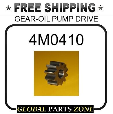 4M0410 - GEAR-OIL PUMP DRIVE 4F4858 for Caterpillar (CAT)
