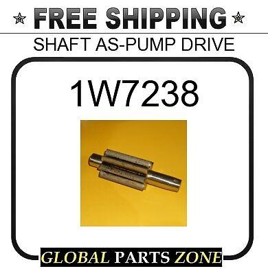 1W7238 - SHAFT AS-PUMP DRIVE 1W7239 4N5270 4N5272 for Caterpillar (CAT)
