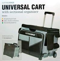 Universal Cart with Sectional Organizer