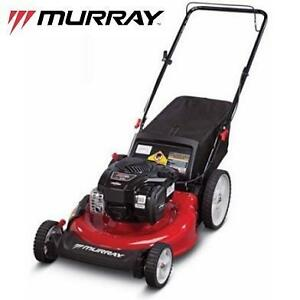 USED* MURRAY 21'' LAWN MOWER - 113999236 - 150CC GAS POWERED PUSH LAWNMOWER