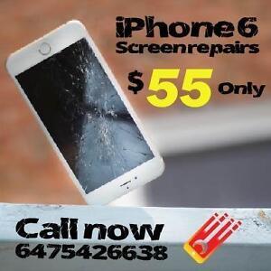 iPhone 6,6 Plus, iPhone 5, 5C, 5S, iPads Professional Repairs!