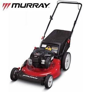 USED* MURRAY 21'' LAWN MOWER - 113999236 - 150CC GAS POWERED PUSH LAWNMOWER