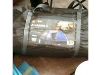 Hi gear Atakama 5 tent with exrtas