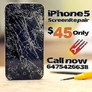 Dropped and broke your phone screen? Don't worry. We got you covered =) iPhone/Samsung/LG/Oneplus