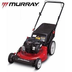 USED* MURRAY 21'' LAWN MOWER 150CC GAS POWERED PUSH LAWNMOWER 113999236