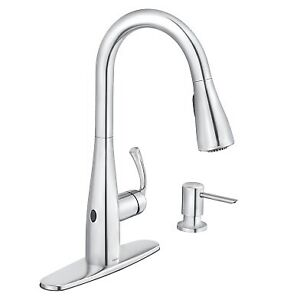 Used Moen Arbor One-Handle Kitchen Faucet