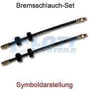Bremsschlauch Golf 3