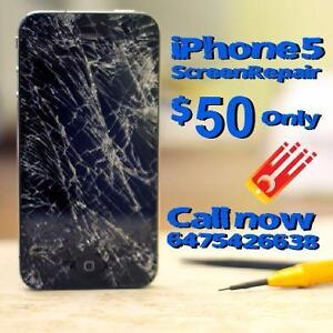 Fix + Unlock - iPhone 5/5C/5S/6/6Plus/6S/6SPlus Samsung S3/S4/S5/S6/S7 Screen replacements and more!!