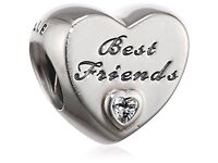 BRAND NEW BEST FRIEND PANDORA BRACELET CHARM