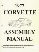 1977 Corvette Manual