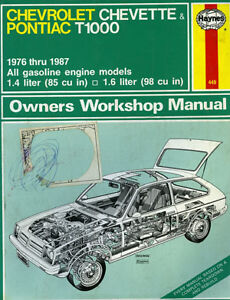 Easy to use HAYNES manuals save you Hundreds of dollars West Island Greater Montréal image 6