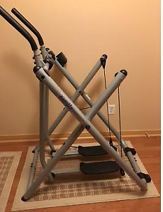 Exercise Equipment Gazelle(used) for sale ($ 55)