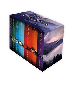 Harry Potter Box Set - All Seven books
