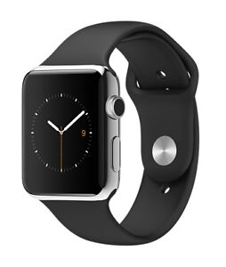 42mm stainless steel apple watch series 0 London Ontario image 1