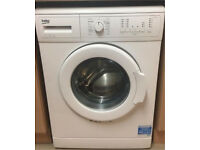 Beko washing machine 1year old max. Excellent condition can drop off free if not too far
